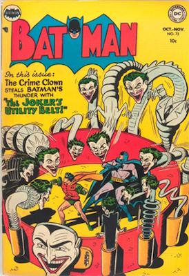 Batman #73. Click for value