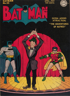 Batman #22. Click for value