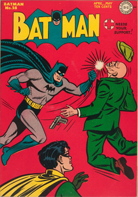 Batman #28. Click for value