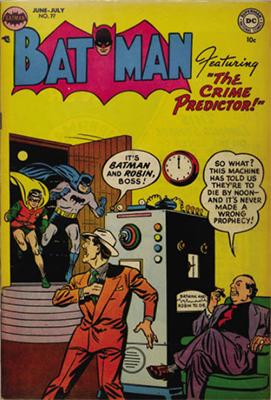 Batman #77. Click for value
