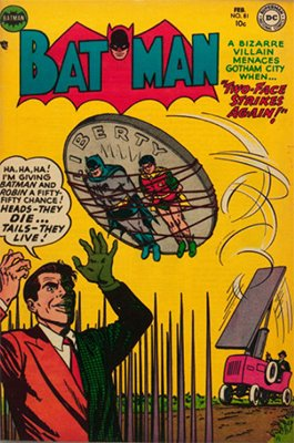 Batman Comic #81, click for values