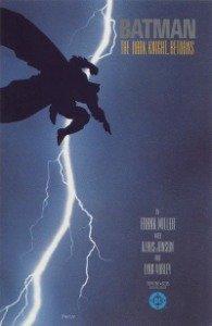 modern age comics: Batman Dark Knight Returns
