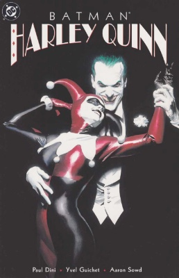 Harley Quinn (First Appearance: Batman: Harley Quinn, October, 1999). Click for value