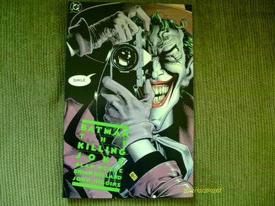 Batman the Killing Joke Value?