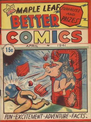 Maple Leaf Better Comics v1 #2