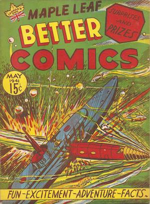 Maple Leaf Better Comics v1 #3