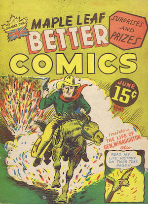 Maple Leaf Better Comics v1 #4