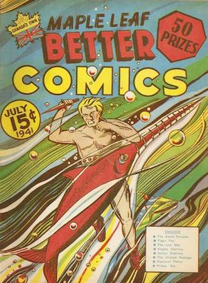 Maple Leaf Better Comics v1 #5