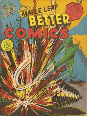 Maple Leaf Better Comics v1 #6