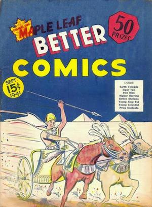 Maple Leaf Better Comics v1 #7