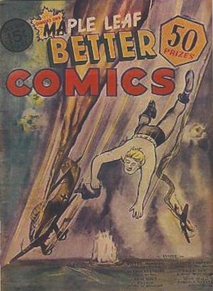 Maple Leaf Better Comics v1 #8