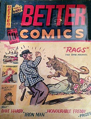 Maple Leaf Better Comics v2 #3