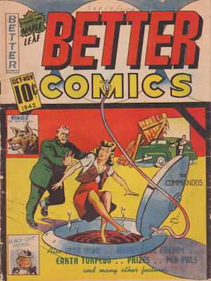 Maple Leaf Better Comics v2 #4
