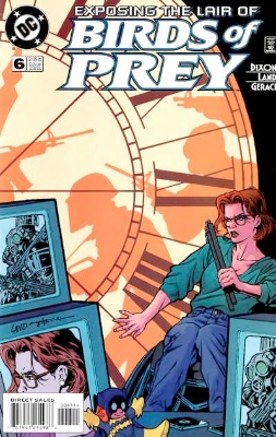 Origin and First Appearance, Pharzoof, Birds of Prey #6, DC Comics, 1999. Click for value