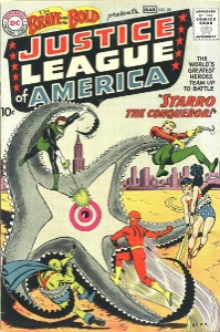 Brave and the Bold 28 introduced the famous JLA to the DC Comics Universe