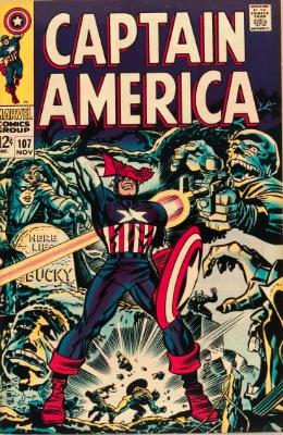Captain America Villains List