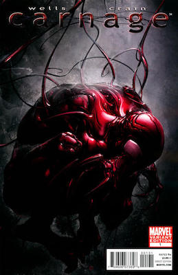 Carnage (2010) #1 Crain Variant. Click for values