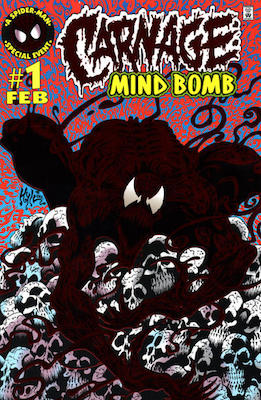Carnage: Mind Bomb. Click for values