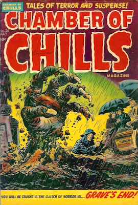 Chamber of Chills #24. Click for current values.