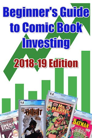 Click to read about the Beginner Comic Book Investment eBook