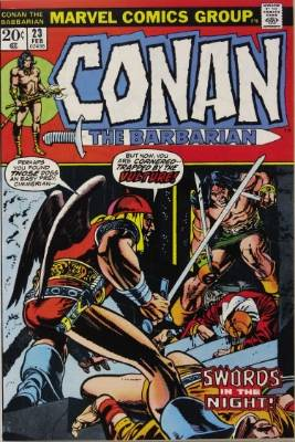 Conan Barbarian Comics by Marvel: Price Guide