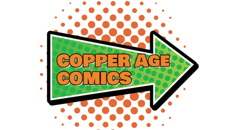 Click to see the Most Valuable Copper Age Comic Books