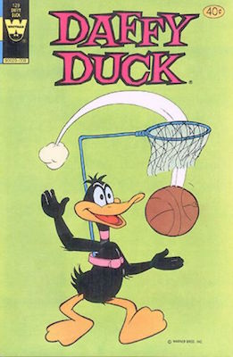 Daffy Duck #129. Click for current values.