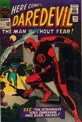 Click here to see the value of Daredevil Comics #10