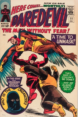 Click here to see the value of Daredevil Comics #11