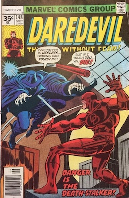 Daredevil #148 35 Cent Price Variant