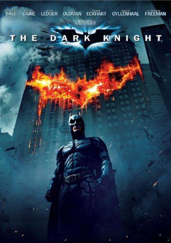 Winner of our top 10 all time best comic book movies is The Dark Knight (2008)