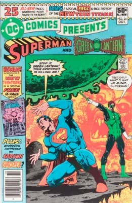 Hot Comics #81: DC Comics Presents #26, 1st New Teen Titans. Click to buy