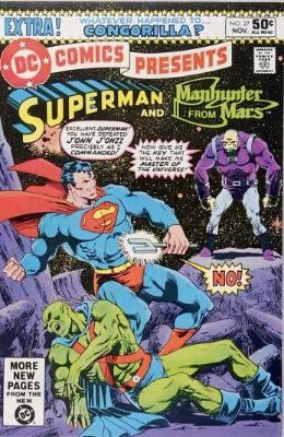 Origin and First Appearance, Mongul, DC Comics Presents #27, DC Comics, 1980. Click for value