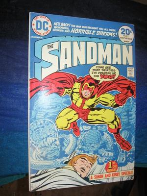 DC Comics Sandman #1 1974 Value?
