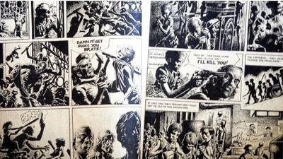 Death Rattle Australian Pre-Code Horror Comic?