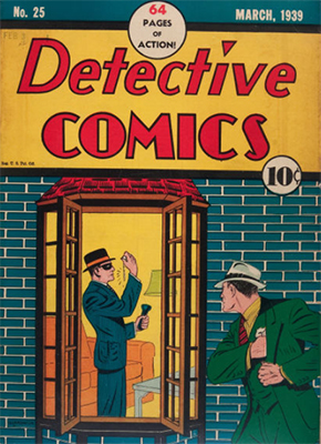 Detective #25, return to the jewel thief theme! Click for values