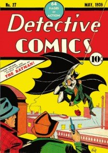 Detective Comics #27 (1939), world's most expensive rare comic