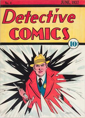 Detective Comics #4. Click for current values