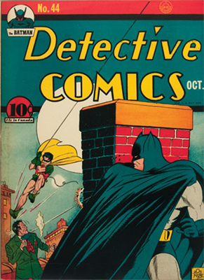Detective Comics #44. Click for current values