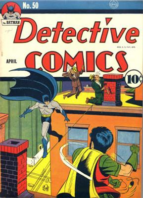 Detective Comics #50. Click for current values