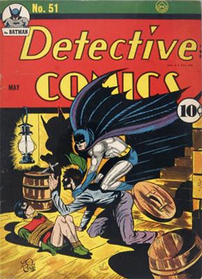 Detective Comics 51. Click for current values.