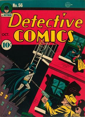 Detective Comics 56. Click for current values.