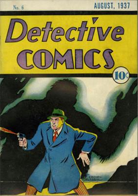 Detective Comics #6. Click for current values