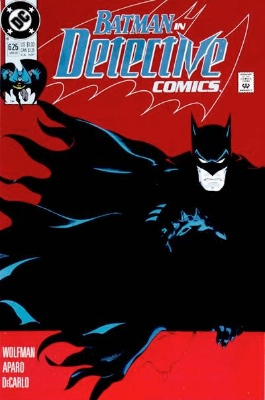 Origin and First Appearance, Abattoir, Detective Comics #625, DC Comics, 1991. Click for appraisal