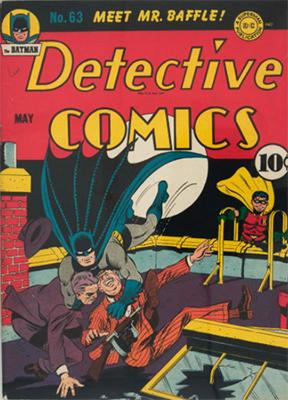 Detective Comics 63. Click for current values.