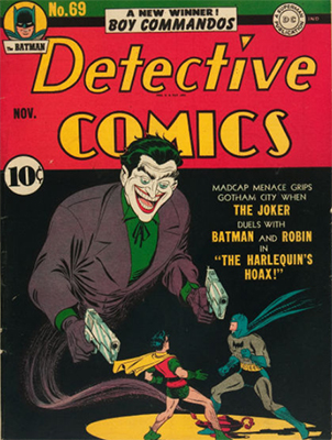 Detective Comics 69. Click for current values.