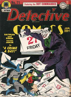 Detective Comics 71. Click for current values.