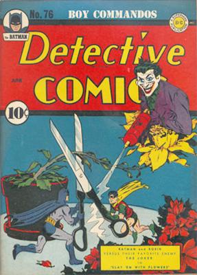 Detective Comics 76. Click for current values.