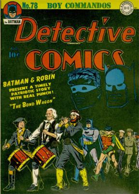 Detective Comics 78. Click for current values.