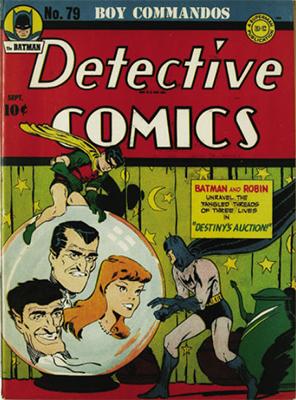 Detective Comics 79. Click for current values.